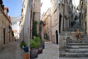 streets in croatia