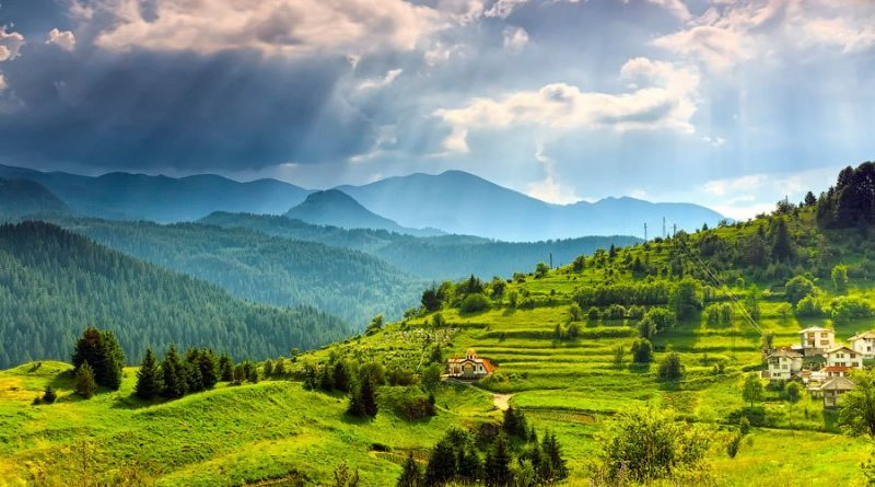 The country of Bulgaria – simply amazing!