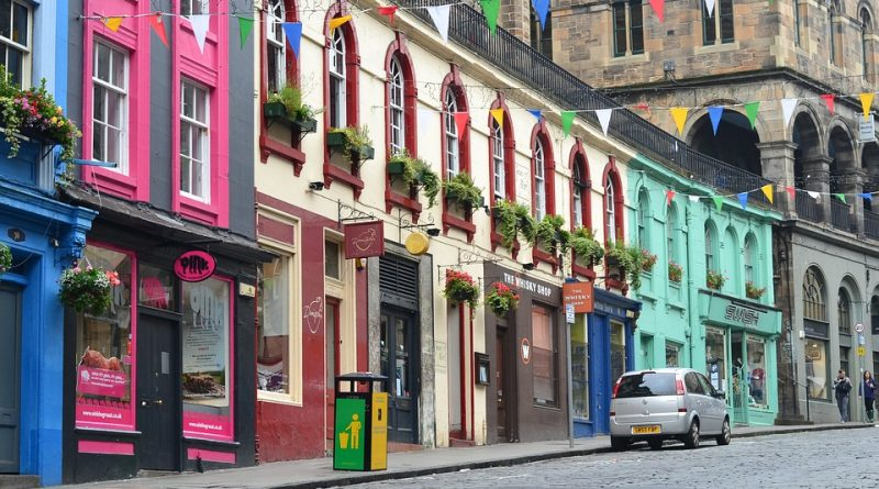 How to Spend 3 Days in Glasgow and Edinburgh