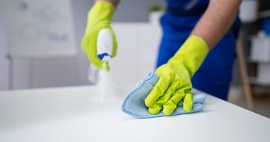 It's time to end the lease? Do it right, bet on a professional cleaning company